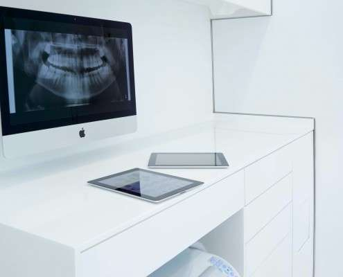 Dentist abroad Valencia Spain, Asensio, facilities