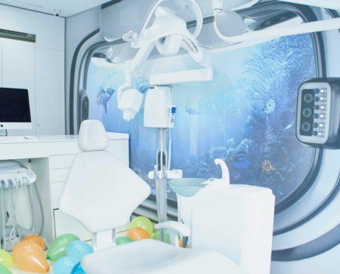 Dental implants abroad Valencia, facilities