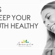 5 tips for dental health